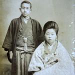 婚約時代の写真(M37秋)