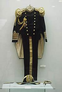 海軍大将大礼服